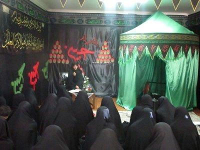 مراسم افتتاحیه سال تحصیلی در مدرسه علمیه الزهرا (س) بافق